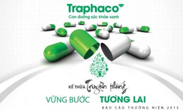 Traphaco Anual Report 2015